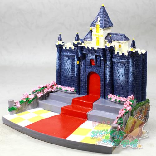手工城堡房子颜色搭配